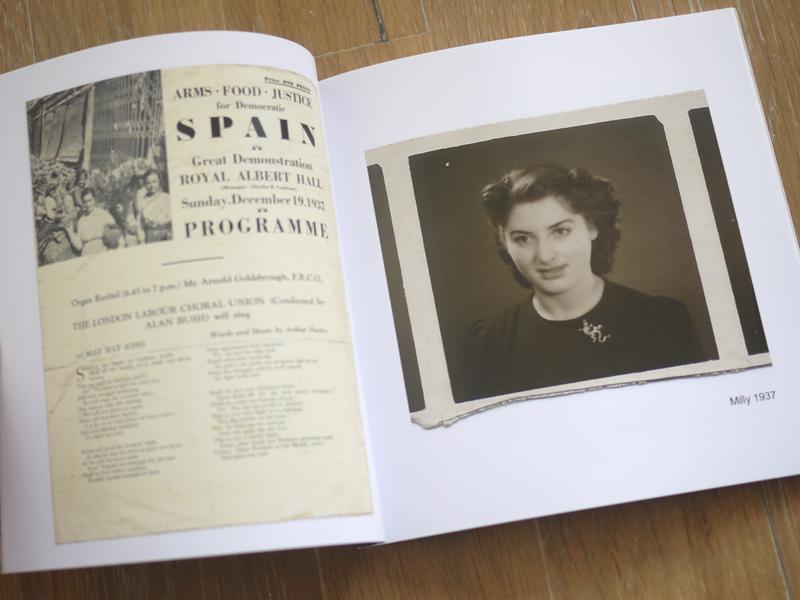 Freelance Artworker Brighton, Sarahjane Jackson, photo book layout