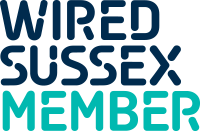 Wired Sussex Member logo