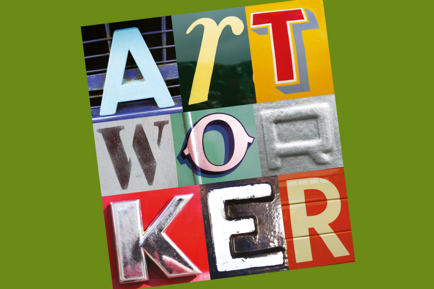 Freelance Artworker for print design and graphics